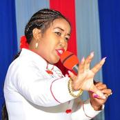 Prophetess Monicah gives her opinion on 10 virgins!