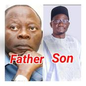 Meet The First Son Of Adams Oshiomole, Who Is A Politician and Also A Medical Doctor (Photos)