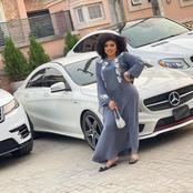 Bobrisky Flaunts His Cars In New Photo, Calls Himself a
