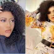 Actress Nkechi Blessing fires back at Bobrisky