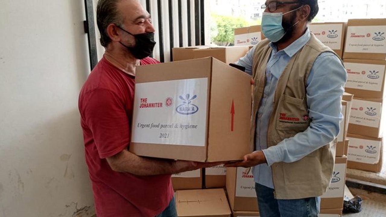 Johanniter – Libanon: Hilfe gegen den Zusammenbruch