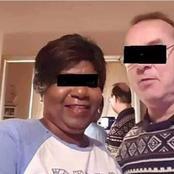 Insolite : une mère africaine arrache le mari Blanc de sa propre fille qui l'a invitée en Europe