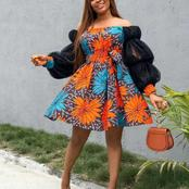 The Latest Captivating Ankara Style And Creations For Women