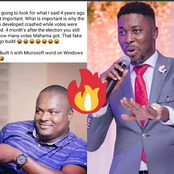 A-plus And Yayra Koku Drag Each Other On Facebook Over A Comment He Made In 2016 About Mahama