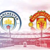 Man City Vs Man Utd - See Starting XI and Match Build Up
