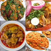 5 Most Popular Nigeria Foods