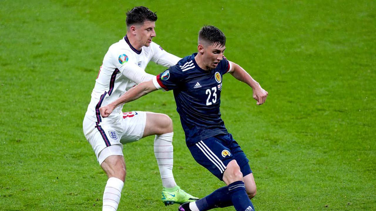 England advance at Euro 2020 as confusion reigns over Billy Gilmour Covid case