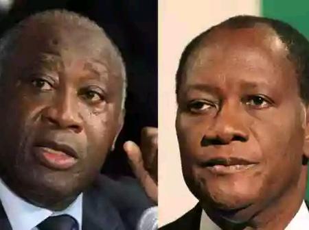 Voici la décision finale d'Alassane Ouattara sur l'arrivée de Laurent Gbagbo