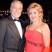 شاهد.. زوجة الفنان مصطفي فهمي.. لبنانية خطفت القلوب والأنظار بجمالها وأنوثتها.. صور