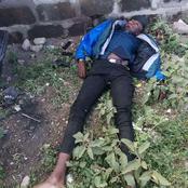 Hesy wa Dandora Guns Down Nairobi's Deadliest Criminal in a Shootout