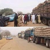 Northern Farmers Revealed What They Have Lost Due To Blocking Of Goods To Southern Nigeria