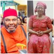 Meet The Wife Of Pete Edochie Who He Married 52 Years Ago, They Have 6 Children[Picture]