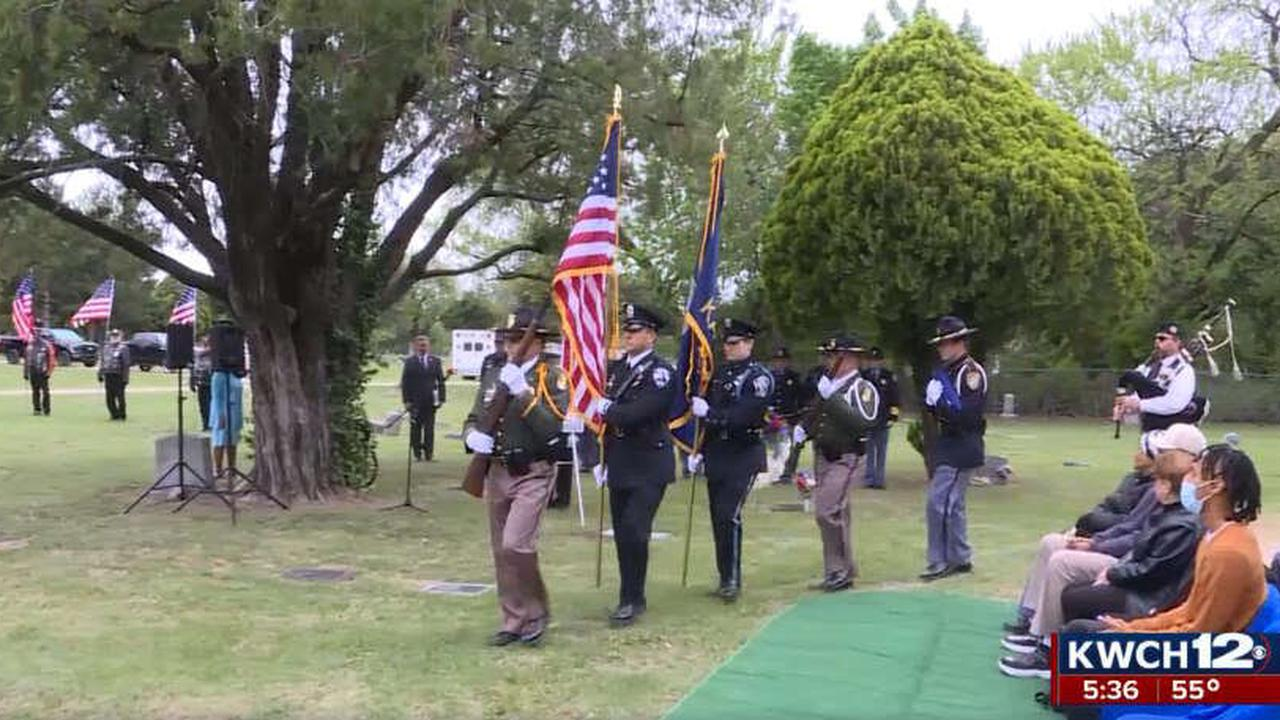 Sedgwick County Sheriff's Office honors deputy killed in 1927