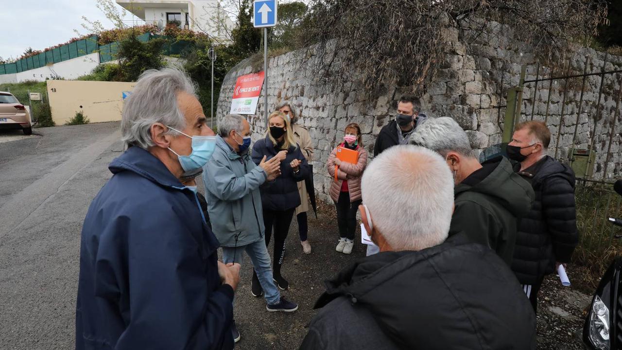 Ils ne veulent pas des immeubles à Rimiez... Fronde des riverains contre un projet immobilier sur les hauteurs cossues de Nice