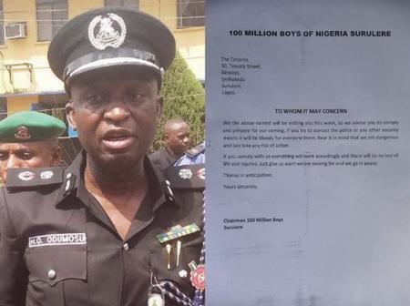 Lockdown: Popular cartoonist Mike Asukwo raises alarm over threat by 100 million boys (See letter)