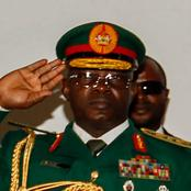 Amidst protest and security crisis in Nigeria, where is Olonisakin, the Chief of Defense Staff?
