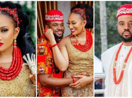 A Few Days After Brunella Oscar Got Married, Photos Of Her Beautiful Mother Pops Up