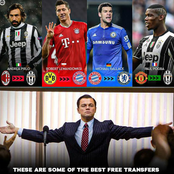 Some of the best free transfers in football history