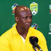 I trust and believe our team can win against any opponent if we convert our chances -Mandla Ncikazi