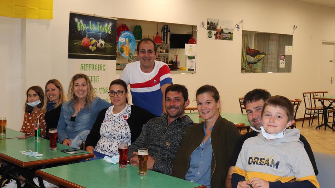 Saint-Gaudens. La passion calme des supporters portugais