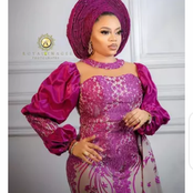 Checkout These Fabulous Aso Ebi Styles That You Can Rock To Different Occasions
