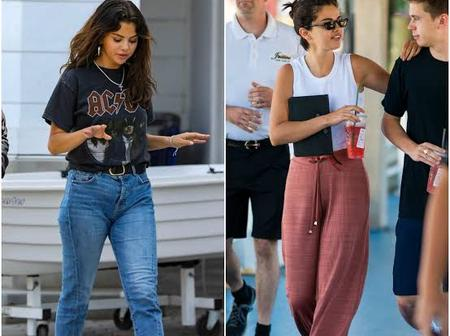 Check Out Some Pictures Of Selena Gomez That Will Make You Rethink Your Wardrobe Choices