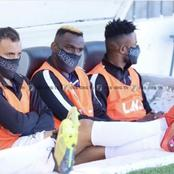 In-Form Nigerian Striker Recalls Patiently Warming The Bench At Sfax