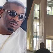 Davido, Tacha and other celebrities wowed by Don Jazzy's new mansion at Lekki (photos)