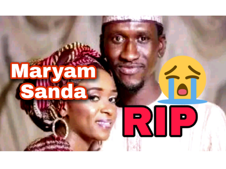 After appeal Court upholds Maryam Sanda's death sentence yesterday, see how people reacted.