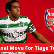 Arsenal Completes the Signing of a Portuguese Striker, Summer Deal