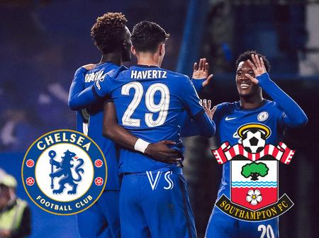 Chelsea vs Southampton: Preview, Hasenhuttl's Warning, Team News, Potential Lineups and Prediction