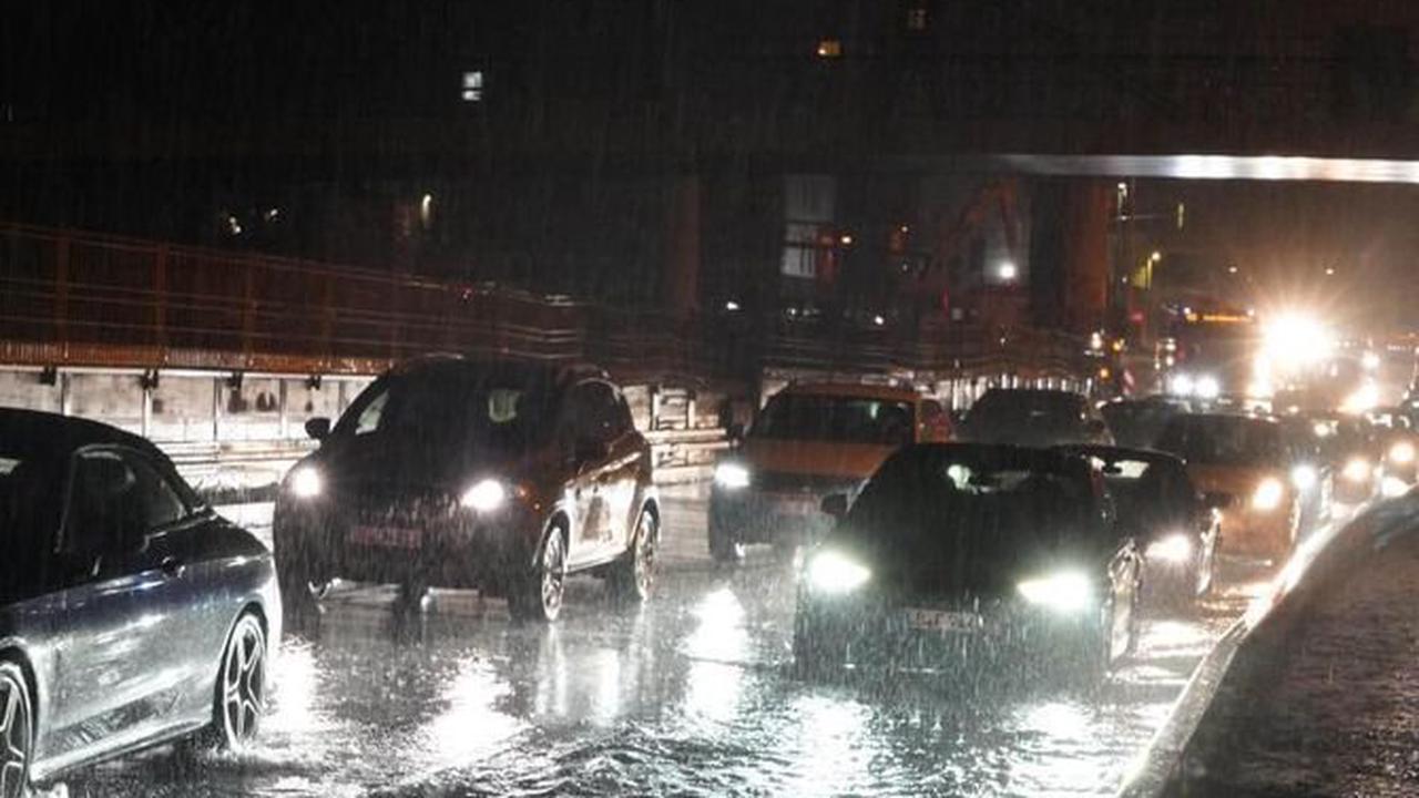 Weiter Unwettergefahr - betroffene Orte schwer vorherzusagen