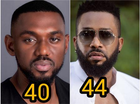 Nigerian Actors Who Are Over 40 Years But Still Look Handsome And Charming