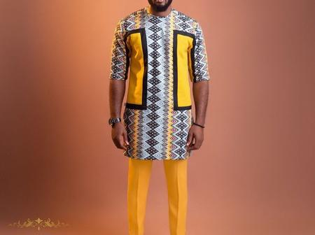 Fashion: You Will Look Like A Million Dollar In This Extra Special Senator Outfits For Men