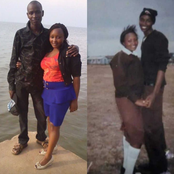 Wametoka Mbali! See How Netizens Have Reacted to Photo Of Young Samidoh And His Wife Back In The Days