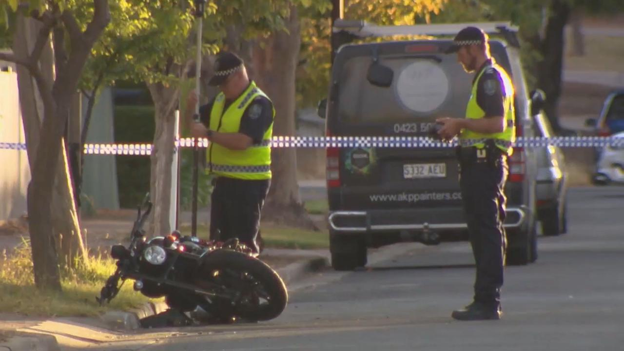 Prospect motorcycle crash leaves two men clinging to life