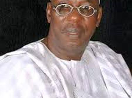 Representative Of Jos North/Bassa Federal Constituency Hon. Haruna Maitala Dies