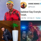Peruzzi tweeted what Davido said after Poco Lee received $100 from Wizkid