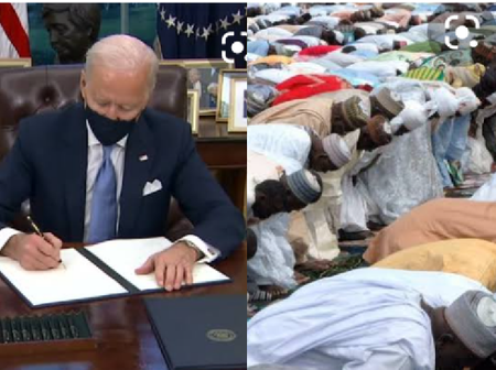 Ramadan: U.S. Government Sends Message To All Muslims In Nigeria, Read What They Said