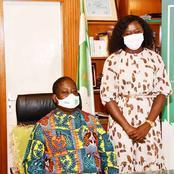 Après le verdict du Conseil constitutionnel : Ce que Fleur Aké M'bo est allée faire encore chez Bédié
