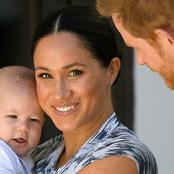 Meghan Says British Royals Are Worried About Her Son's Dark Skin