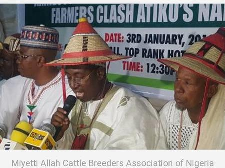 Fulani Herders Deserve Sympathy; See The Number Of Cows Miyetti Allah Revealed That SW Consume Every Day