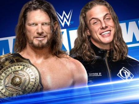 AJ Styles vs Super king of Bros for the IC Title,