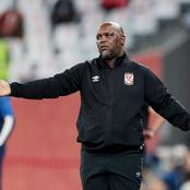 Al Ahly Coach Mosimane Remains Steadfast That He Is Not Interested In Working For The SAFA