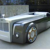 Rolls Royce Has The Most Beautiful And Advanced Car Concepts