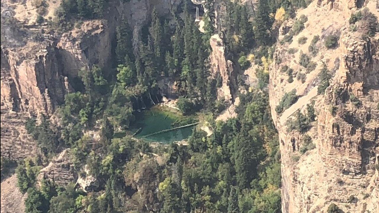 'Knock on wood' for return of hiking to Hanging Lake in Colorado