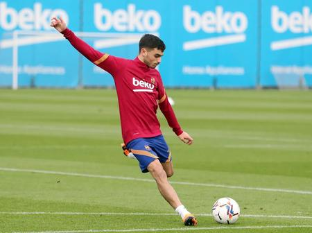 Barça's Training Plan For The Week
