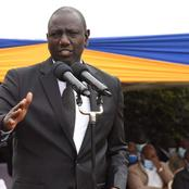 Ruto Told His Opponents to Wait For 2022 if They Are Looking For Competition