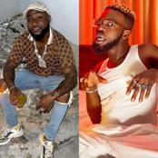 See What Brodashaggi Wrote On Davido's New Post That Sparked Reactions On Instagram Page
