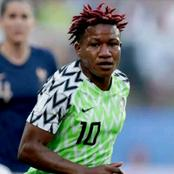 See Pictures Of This Nigerian Female Footballer